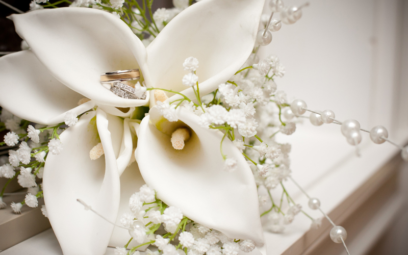 Beautiful Wedding Flower